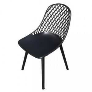 Cosmos Dining Chair – Black