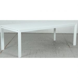 Eclipse Extension Table – White