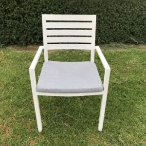 Mayfair Dining Chair  White